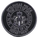 Opelousas Police Department, LA