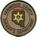Henderson County Sheriff's Department, TN