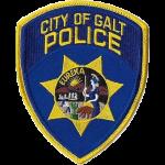 Galt Police Department, CA