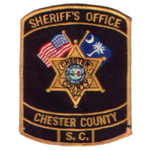 Chester County Sheriff's Department, SC