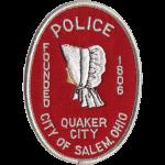 Salem Police Department, OH