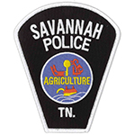 Savannah Police Department, TN