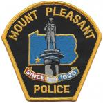 Mount Pleasant Borough Police Department, PA