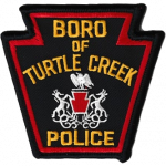 Turtle Creek Borough Police Department, PA