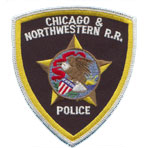 Chicago and Northwestern Railroad Police Department, RR