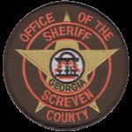 Screven County Sheriff's Office, GA
