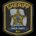 Duplin County Sheriff's Office, NC