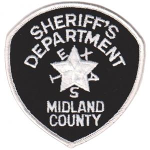 Sergeant Michael Joe Naylor, Midland County Sheriff's Office