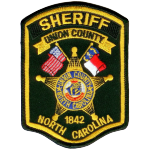 Union County Sheriff's Office, NC
