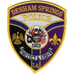 Denham Springs Police Department, LA