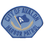 Avalon Harbor Patrol, CA