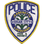 Jeanerette Police Department, LA
