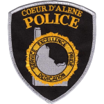 Coeur d'Alene Police Department, ID
