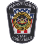 Pennsylvania State Constable - Dauphin County, PA