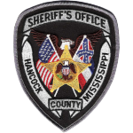 Hancock County Sheriff's Office, MS