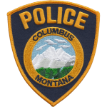 Columbus Police Department, MT
