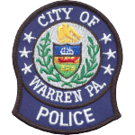 Warren Police Department, PA