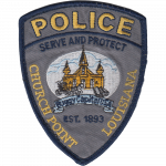 Church Point Police Department, LA