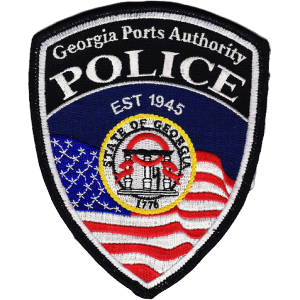Corporal William Matthew Solomon Georgia Ports Authority Police Department Georgia