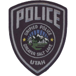 Unified Police Department of Greater Salt Lake, UT