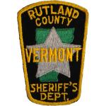 Rutland County Sheriff's Office, VT