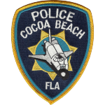 Cocoa Beach Police Department, FL