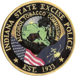 Indiana State Excise Police, IN