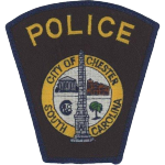 Chester Police Department, SC