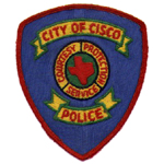 Cisco Police Department, TX