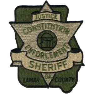Sheriff Lorie James Mangham, Sr., Lamar County Sheriff's ...
