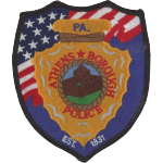 Athens Borough Police Department, PA
