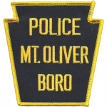 Mount Oliver Borough Police Department, PA
