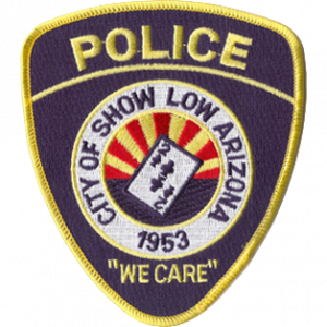 Police Officer Darrin Lee Reed, Show Low Police Department, Arizona