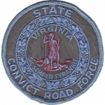 Virginia State Convict Road Force, VA