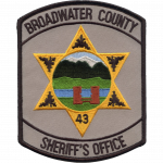 Broadwater County Sheriff's Office, MT