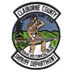 Claiborne County Sheriff's Office, TN