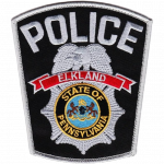 Elkland Borough Police Department, PA