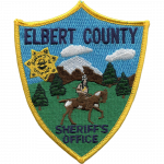 Elbert County Sheriff's Office, CO