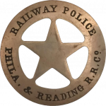 Philadelphia and Reading Railroad Police, RR