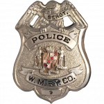 Western Maryland Railway Police Department, RR