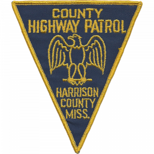 Patrolman Earl Wesley Phillips, Harrison County Road Patrol, Mississippi
