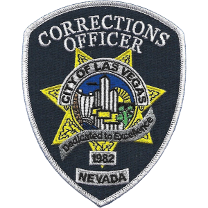 Corrections Officer Kyle Lawrence Eng, Las Vegas Department Of Public  Safety   Division Of Corrections, Nevada