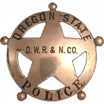 Oregon-Washington Railroad and Navigation Company Police Department, RR