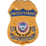 United States Department of Homeland Security - Transportation Security Administration - Federal Air Marshal Service, US