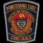 Pennsylvania State Constable - Blair County, PA