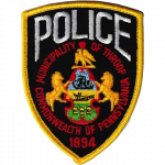 Throop Borough Police Department, PA