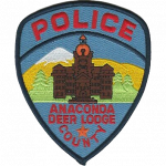 Anaconda-Deer Lodge County Law Enforcement Department, MT