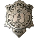 Massachusetts District Police, MA