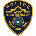 Alamo Colleges Police Department, TX
