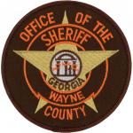 Wayne County Sheriff's Office, GA